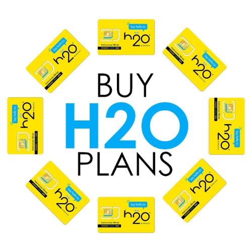 Buy H2O Plan